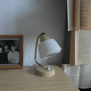Vintage Nachttischlampe